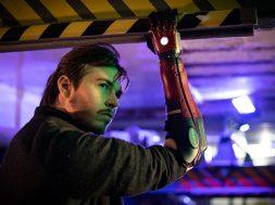 Open Bionics Hero Arm Metal Gear Solid Venom Snake