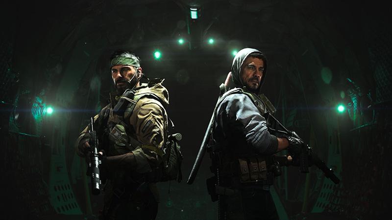 Operadores Nuevos Call of Duty