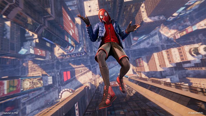 PlayStation 5 lanzamiento Miles Morales