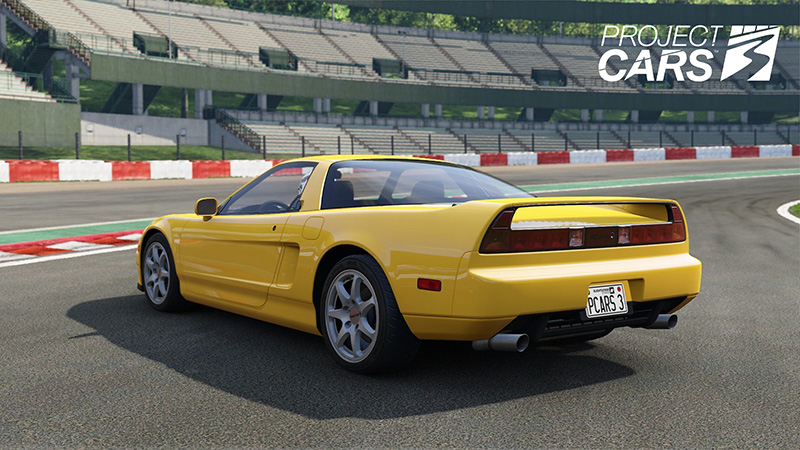 Project CARS 3 Acura NSX