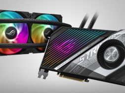 ROG Strix LC Radeon RX 6800 XT
