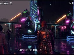 Ray Tracing Watch Dogs Legion Xbox vs PC