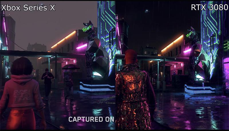 Así se ve el Ray Tracing de Watch Dogs Legion en Xbox Series X y PC