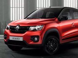 Renault KWID bitono 2020