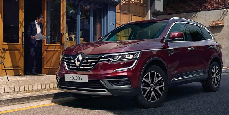 Renault Koleos Buen Fin 2020