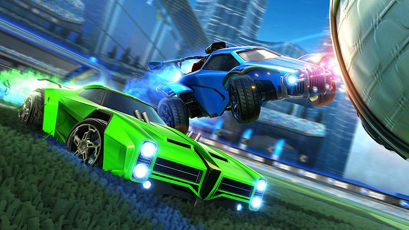 Las mejoras que trae Rocket League en PS5 y Xbox Series X | S