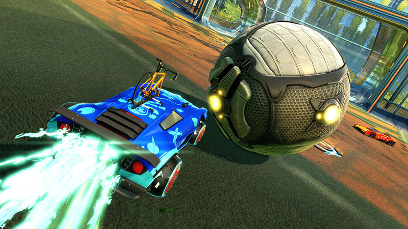 Rocket League Xbox Series S