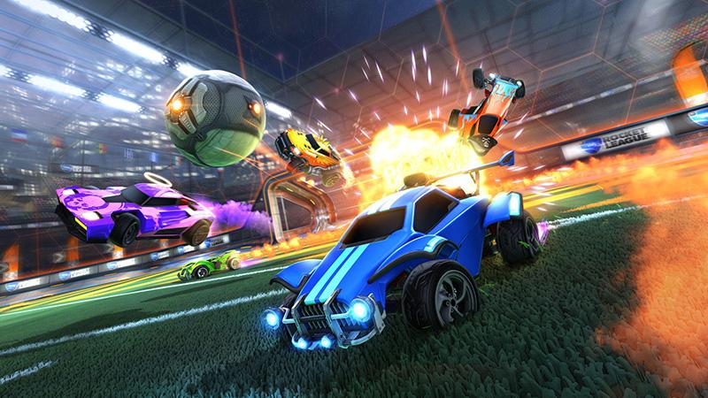 Rocket League Xbox Series X