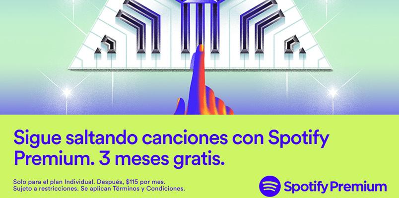 Spotify Oferta 2020