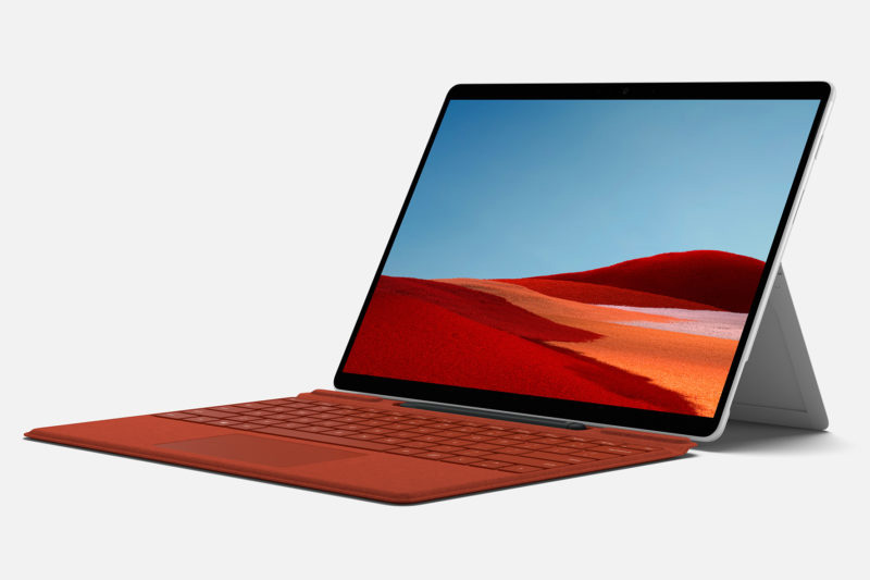 Surface Pro X Mexico