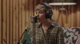 Taylor Swift y Disney+ presentan folklore: sesiones en long pond studio