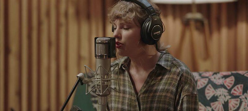 Taylor Swift folklore sesiones en long pond studio Disney Plus