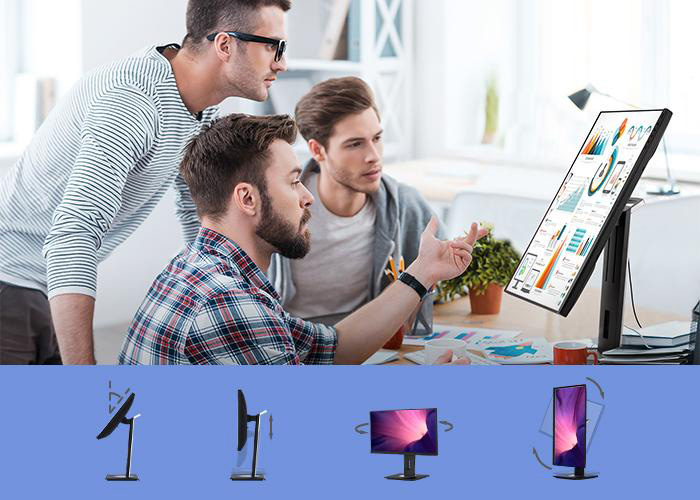 ViewSonic monitor VG2756-4K
