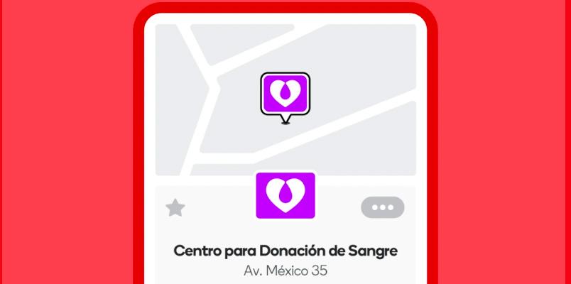 Waze ahora te dice dónde están los bancos de sangre en México