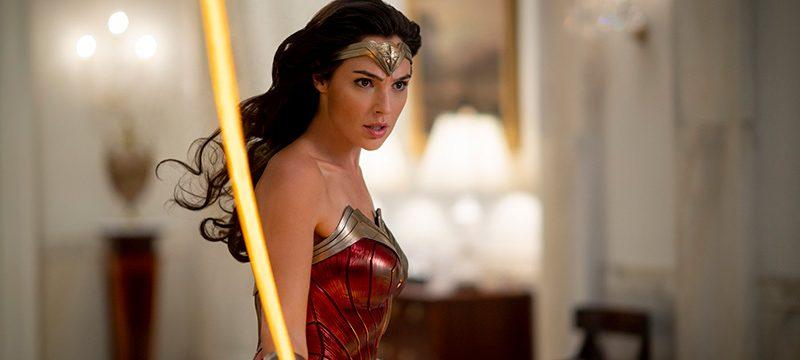 Wonder Woman 1984 cines 25 diciembre