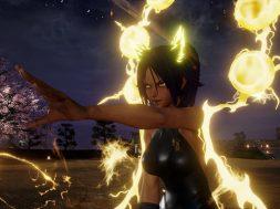 Yoruichi Jump Force 2021