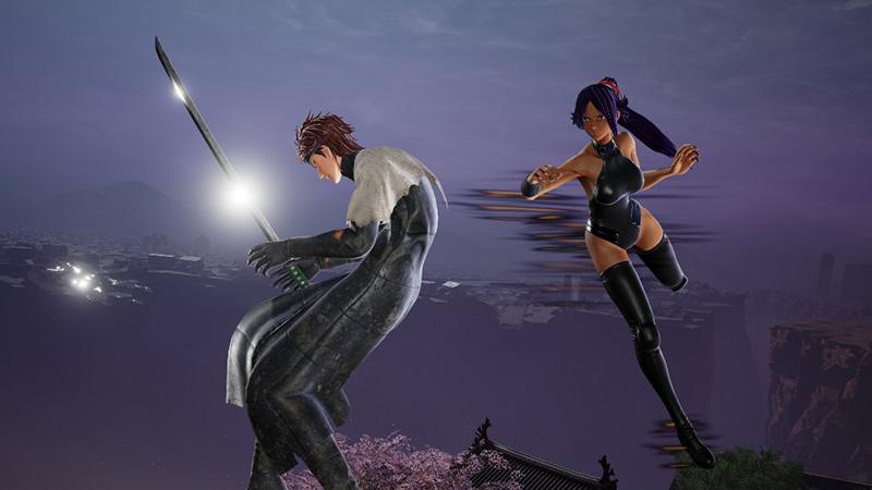 Yoruichi Jump Force DLC
