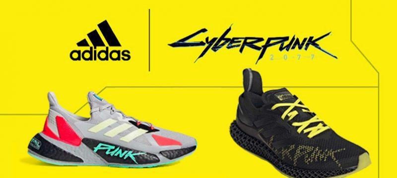 adidas X9000 Cyberpunk 2077