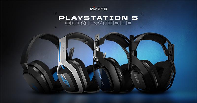 ASTRO Gaming para PS5