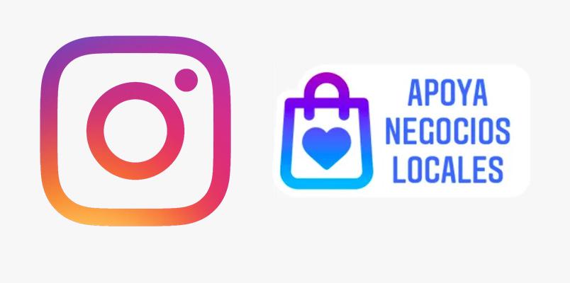 Apoya Negocios Locales Instagram