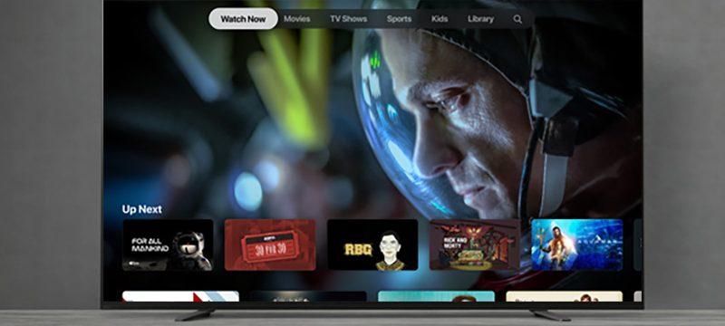 Apple TV BRAVIA