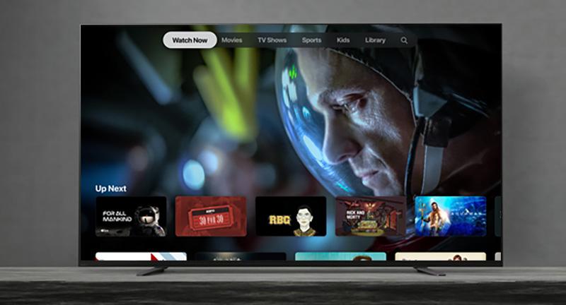 Estos son los modelos Sony BRAVIA compatibles con Apple TV+