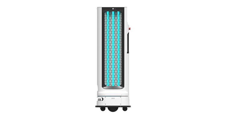 CES 2021 LG robot UV