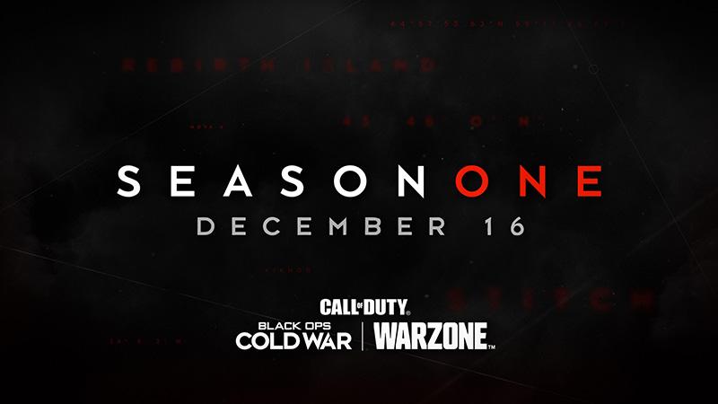 Call of Duty: Black Ops Cold War Temporada 1 llega el 16 de diciembre