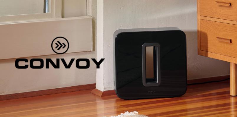Disfruta de todo el contenido de Convoy Network en tu Sonos