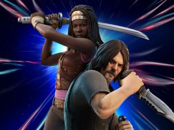 Daryl Dixon Michonne Fortnite