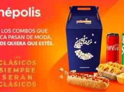 DiDi Food Cinepolis