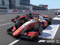 F1 2020 Formula 1 update