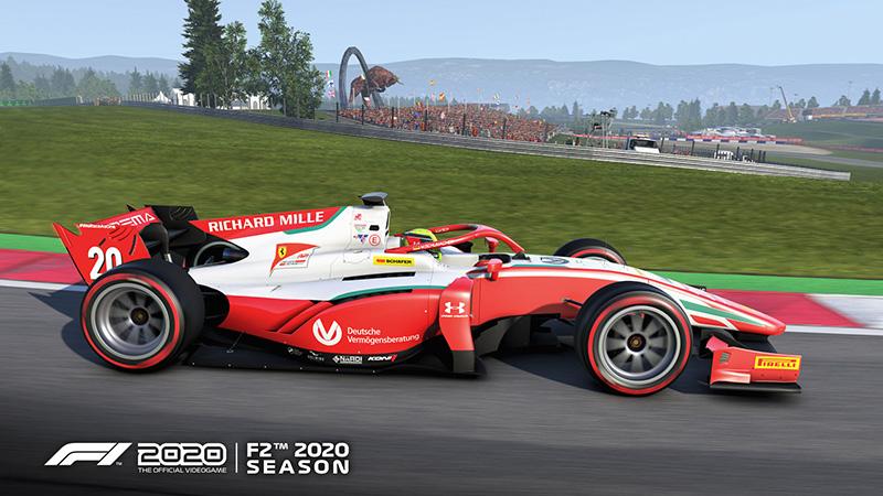 Formula 2 Mick Schumacher