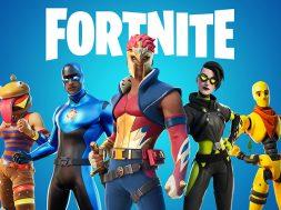 Fortnite 120 fps Xbox Series X