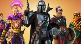 El Mandaloriano y los mejores cazadores están en Fortnite