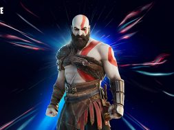 Fortnite Kratos