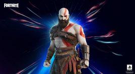Kratos llega a Fortnite y así es como lo podrás obtener