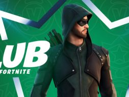 Green Arrow Fortnite