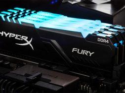 HyperX FURY DDR4 RGB Mexico