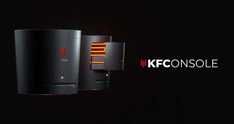 KFConsole Cooler Master