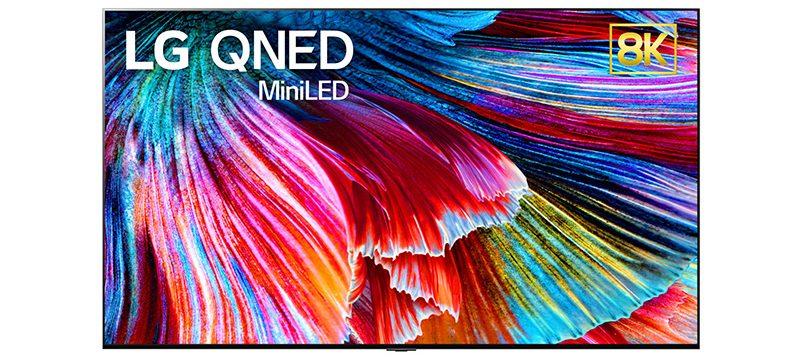 LG QNED Mini LED TV 2021