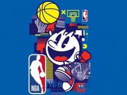 PAC-MAN NBA