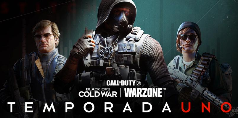 Pase de Batalla de la Temporada Uno de Black Ops Cold War