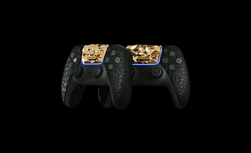PlayStation 5 Golden Rock DualSense