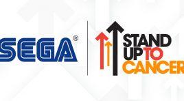 SEGA se una a Stand Up To Cancer para Livestreams con caridad