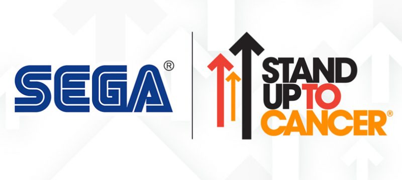 SEGA Stand Up To Cancer