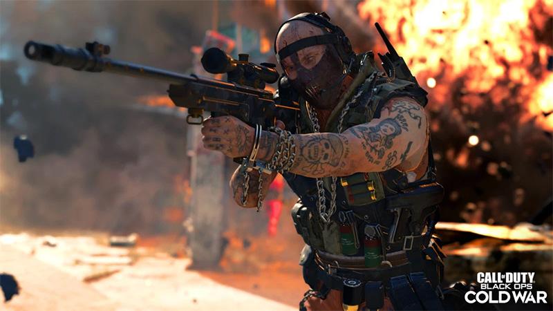 Stitch Pase de batalla Black Ops Cold War