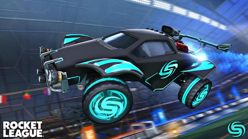 Nuevos equipos para la Tienda de Esports de Rocket League