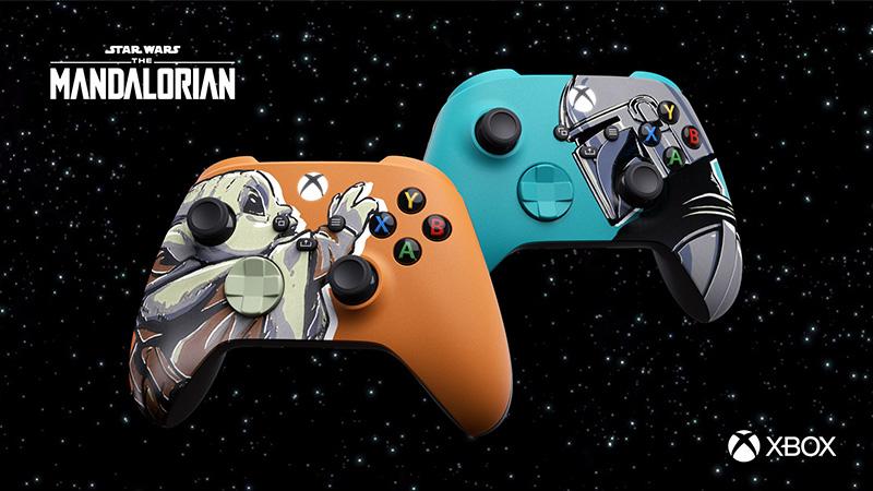 The Mandalorian Xbox Controller