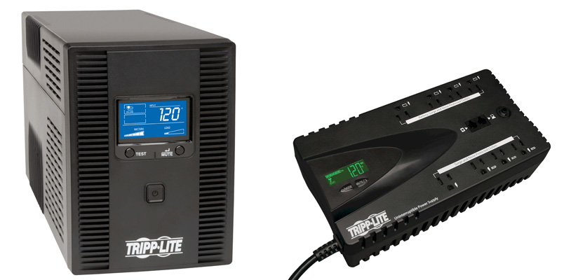 Tripp Lite Proteger voltaje consolas